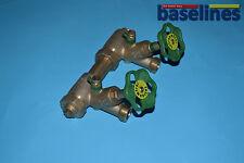 Schlösser Kompakt Verteiler DN25-2 Abgänge DN20-Wasserverteiler
