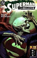SUPERMAN: BIRTHRIGHT #10 (DC COMICS) INVASION