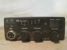 parts / repair Midland 1001Z CB  radio base unit *AS-IS