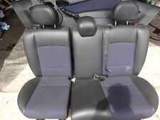 Ford Focus ST170 Mk2 Mk1 97-05 FULL interior seats + door cards half leather 3DR