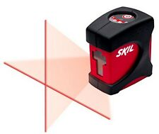 *NEW* SKIL MT 8201-CL Self-leveling Cross-Line Laser Level Kit +TRIPOD +WARRANTY
