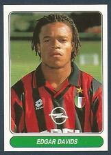 PANINI EUROPEAN FOOTBALL STARS 1997- #056-AC MILAN & HOLLAND-EDGAR DAVIDS
