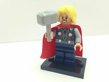 LEGO 30165 Thor Superheroes Minifigure With Base Plate / Absolute Mint Condition