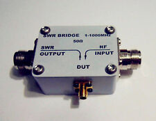 NEW 1-1000MHz 1GHz reflection VSWR bridge bridge bridge RF SWR bridge