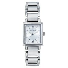 Sonata Silver Dial Analog Watch for Women NF8080SM01C