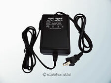 AC Adapter For Audio Centron Eclipse ACM-24 Console ACM-1406 Mixer Power Supply