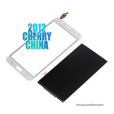 Lcd Display Touch screen digitizer part For Samsung Galaxy  j7008 White