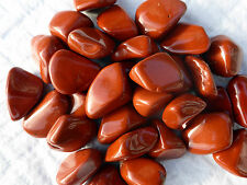 Red Jasper Tumble Stones - High Quality