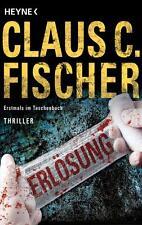Erlösung  Claus C.Fischer  Thriller  Taschenbuch   ++Ungelesen++