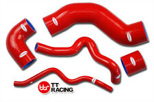 Silicone Turbo Induction Hose Kit for VW Golf IV MK Mark 4 BORA 1.8T 96-05 Red