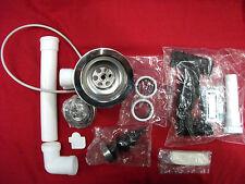 Blanco Ablaufgarnitur 1 x 3,5'' 231596 mit Ablauffernbedienung