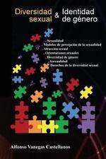 Diversidad sexual e Identidad de género (Derechos de la diversidad sexual)...
