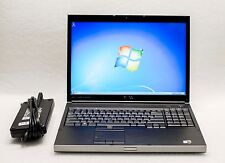 "Dell Precision M6500 17"" Extreme Core i7-920XM 2GHz 16GB 128GB SSD Gaming Laptop"