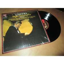 GEORGES CZIFFRA pages immortelles vol 1 - LA VOIX DE SON MAITRE Lp 1970's