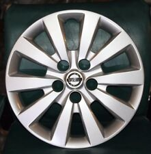 "NISSAN SENTRA HUBCAP (1)ONE 53089 HUBCAPS 16"" WHEELCOVER 10 SPOKE 2013 TO 16 A12"