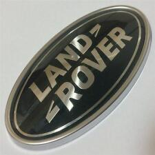 NEW OEM Land Rover Defender Rear Tailgate Boot Badge Emblem Oval *Green-Silver*