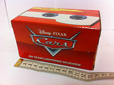 DISNEY Pixar Cars RS Team Lightning McQueen adult collector/Sammelbox Nuovo/Scatola Originale