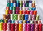75 Spools of Embroidery Thread for Brother,Janome, Singer many more, Good Value