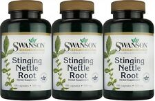 3 x Stinging Nettle ROOT - 500mg - 300 CAPSULES - (Urtica dioica) High Strength