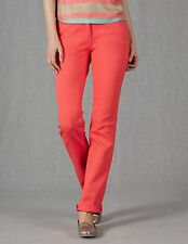 Boden Straight Leg Jeans - Soft Red - Ladies Size 10 Petite - Box94 Q