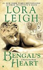 BUY 2 GET 1 FREE Bengal's Heart 7 by Lora Leigh (2009, Paperback)