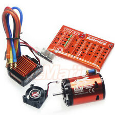 SKYRC Cheetah 1:10 60A Brushless ESC Combo Sensored 8.5T Motor Car #SK-300058-01