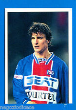 EUROCUPS 94-95 - SL 1994 - Figurina Sticker n. 68 - GINOLA - PSG 1/2 -New