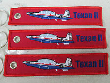 Beechcraft T-6 Texan 3er Set REMOVE BEFORE FLIGHT USA Swiss / Aircraft / YakAir