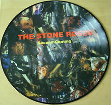 THE STONE ROSES SECOND 2ND COMING VINYL LP PICTURE PIC DISC