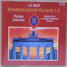 J.S. Bach - Brandenburgische Konzerte 1-3 - CD
