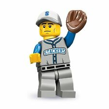 LEGO #71001 Mini figure Series 10 BASEBALL PLAYER