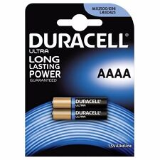 Duracell Ultra Power AAAA 1.5v Battery - Pack of 2
