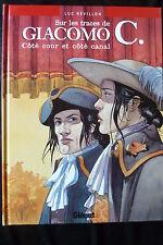 BD sur les traces de giacomo c. hors série EO 2002 TBE révillon
