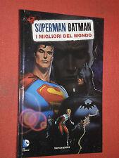 SUPERMAN BATMAN -MONDADORI- N°10- migliori del mondo -SIGILLATO -EDIZIONI-LION