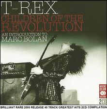 T.Rex - Very Best Greatest Hits Collection - RARE 2005 2CD 70's Glam Rock