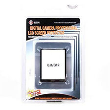 GGS Glass LCD Screen Protector Canon PowerShot G11 G12