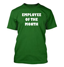 Employee of the Month #61 - Men's T-Shirt - Funny Humor Comedy Manager Leader