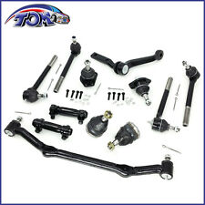 NEW 12 PC SUSPENSION KIT FOR 96-05 CHEVY S10 BLAZER PICKUP SONOMA S15 JIMMY 2WD