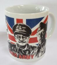 DAD'S ARMY UNION JACK CERAMIC MUG