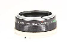 Albinar Auto Tele MC 2fach Converter für Canon FD
