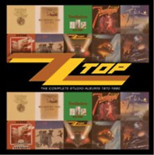 ZZ Top-The Complete Studio Albums 1970-1990  (UK IMPORT)  CD NEW
