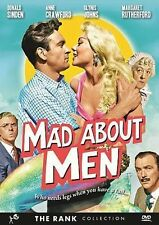 JOHNS,GLYNIS-MAD ABOUT MEN / (WS) DVD NEW