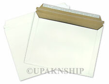 1000 9.5X12.5 RIGID PAPERBOARD DOCUMENT MAILER ENVELOPES W/ EXPEDITED  SHPPING!