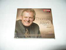 Thomas Allen Great Operatic Arias, Vol. 2 (2008) cd + thick booklet New