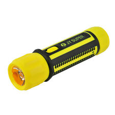 High Power Rechargeable LED Torch Light Focus JY Super White Light Torch JY-1717