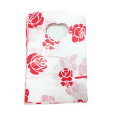 100PCS Pretty Pattern Gift Bag Plastic Jewelry Bag Party Wedding For Sale cx