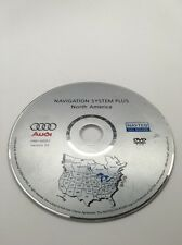 AUDI NAVIGATION DVD NORTH AMERICA And-a0501 Version 2a OEM