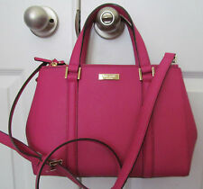 Kate Spade New York Small Loden Newbury Lane Leather Satchel