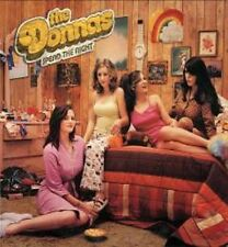 The Donnas - Spend the Night - New Expanded CD - Pre Order - 28th October