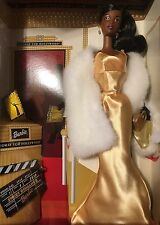 NIB Barbie Special Edition Hooray for Hollywood African American Doll